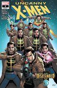 Uncanny X-Men Vol 5 2