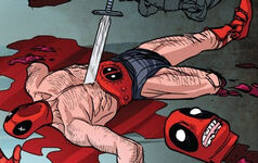 Wade Wilson (Unknown Reality)