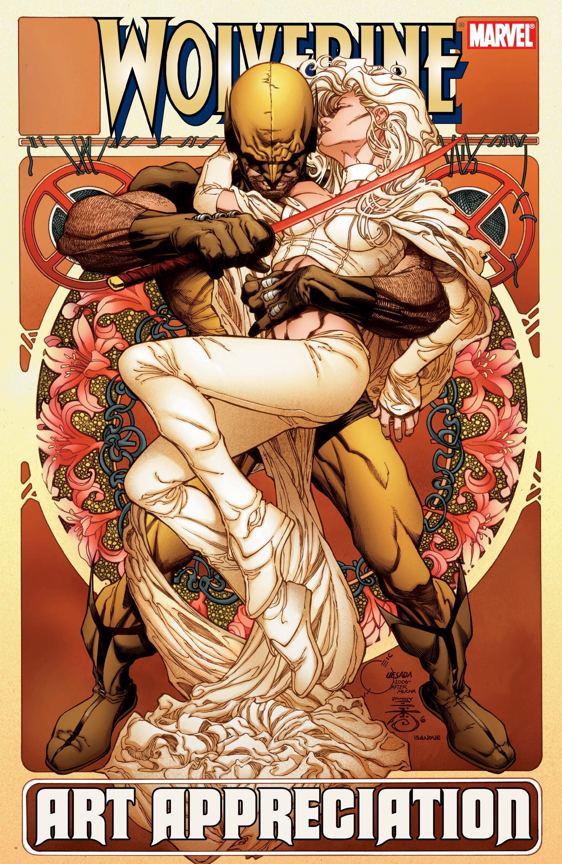 Wolverine Art Appreciation Vol 1
