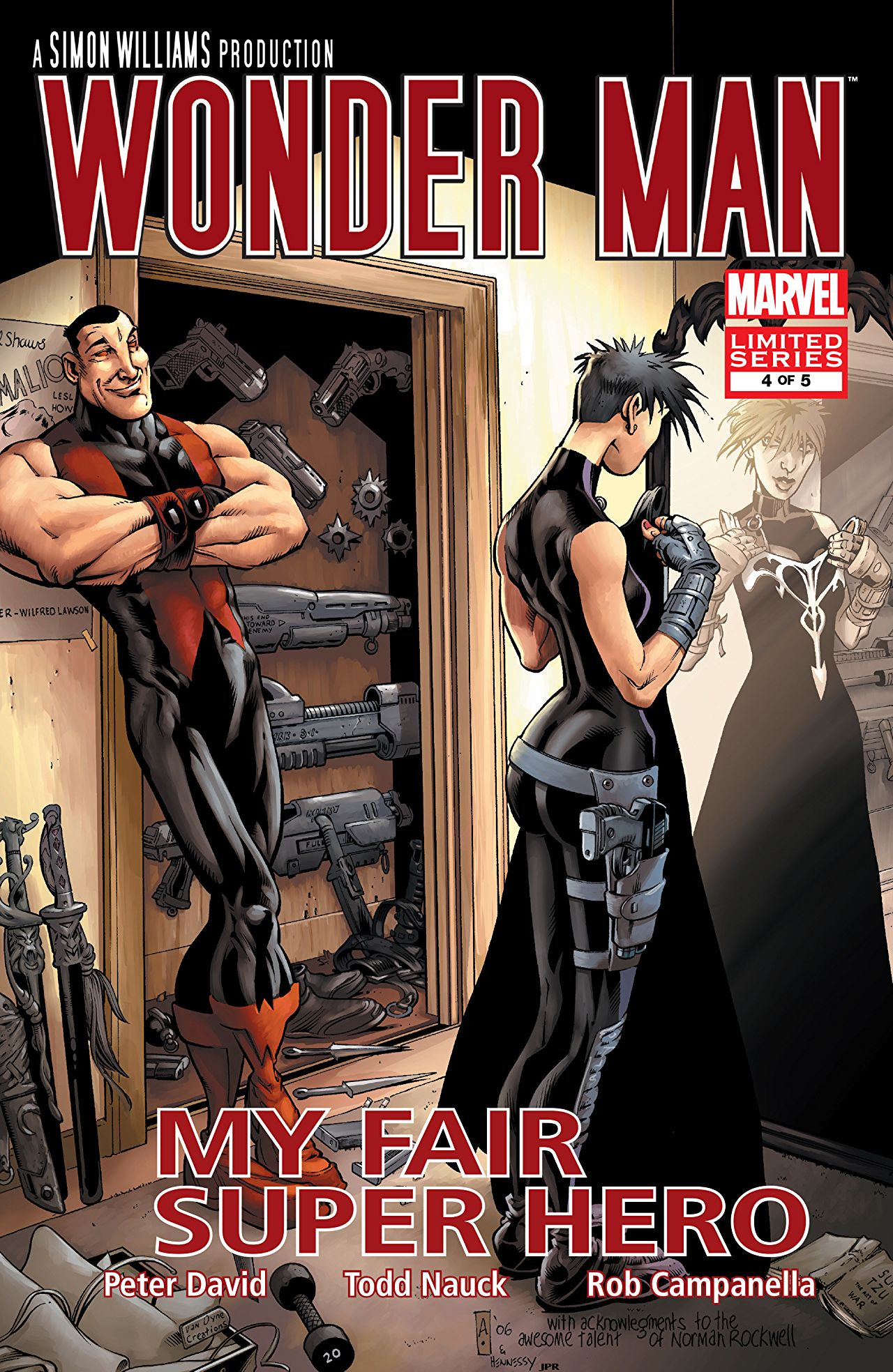 Wonder Man Vol 3 4