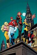 X-Men Gold Annual Vol 1 1 Textless