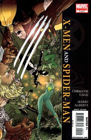 X-Men and Spider-Man Vol 1 2.jpg