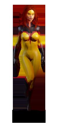 Angelica Jones (Earth-TRN258)
