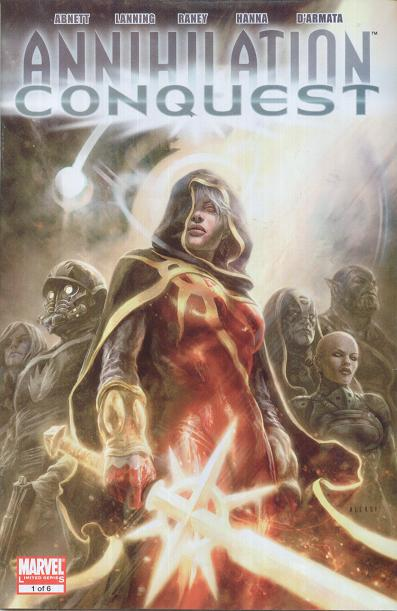 Annihilation: Conquest Vol 1 1