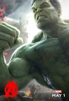 Avengers Age of Ultron poster 003