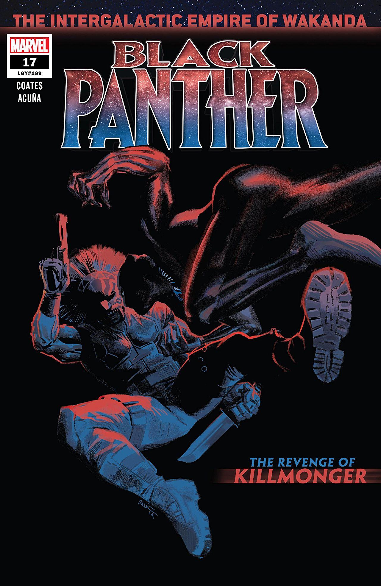 Black Panther Vol 7 17