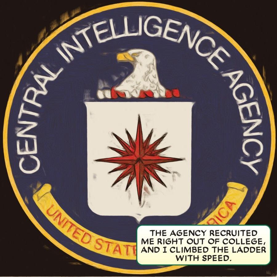 Central Intelligence Agency (Earth-TRN133)/Gallery