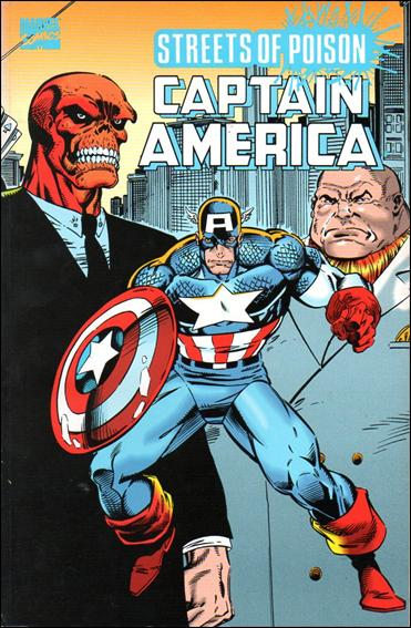 Captain America: Streets of Poison TPB Vol 1