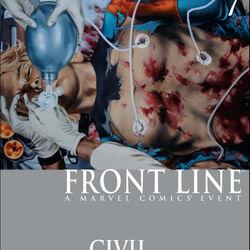 Civil War: Front Line Vol 1 7