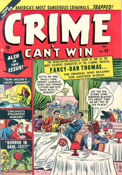 Crime Can't Win Vol 1 43