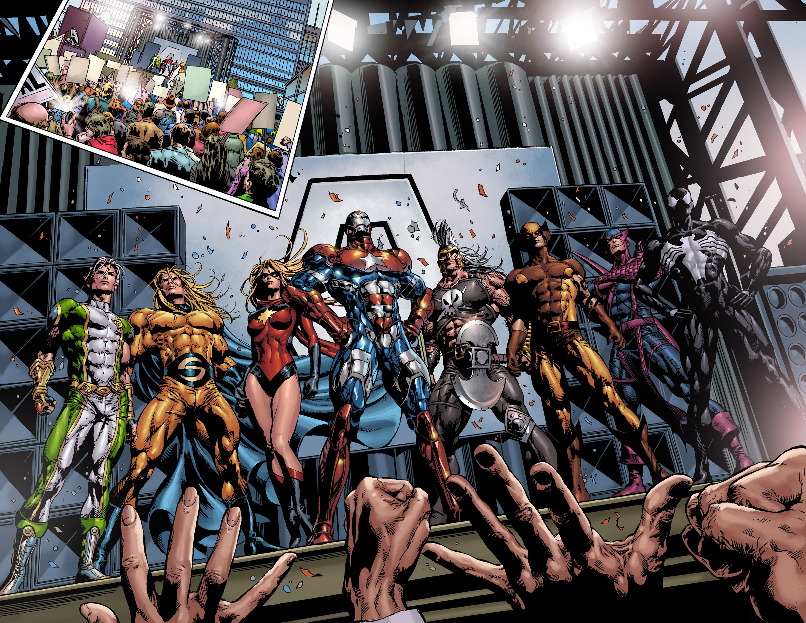 Dark Avengers (Earth-616)/Gallery