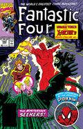 Fantastic Four Vol 1 342