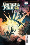 Fantastic Four Vol 6 2