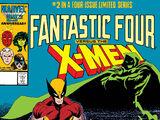 Fantastic Four vs. the X-Men Vol 1 2