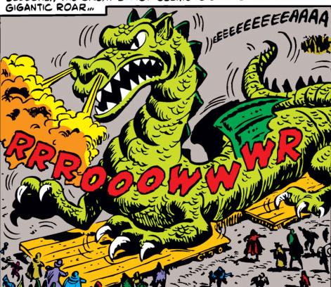 Green Dragon (Earth-616)