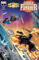 Infinity Wars Ghost Panther Vol 1 2