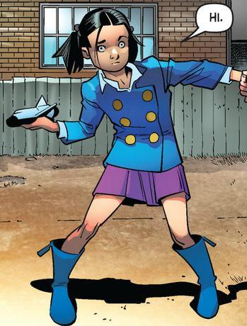 Kaelynn Alexander (Earth-616)