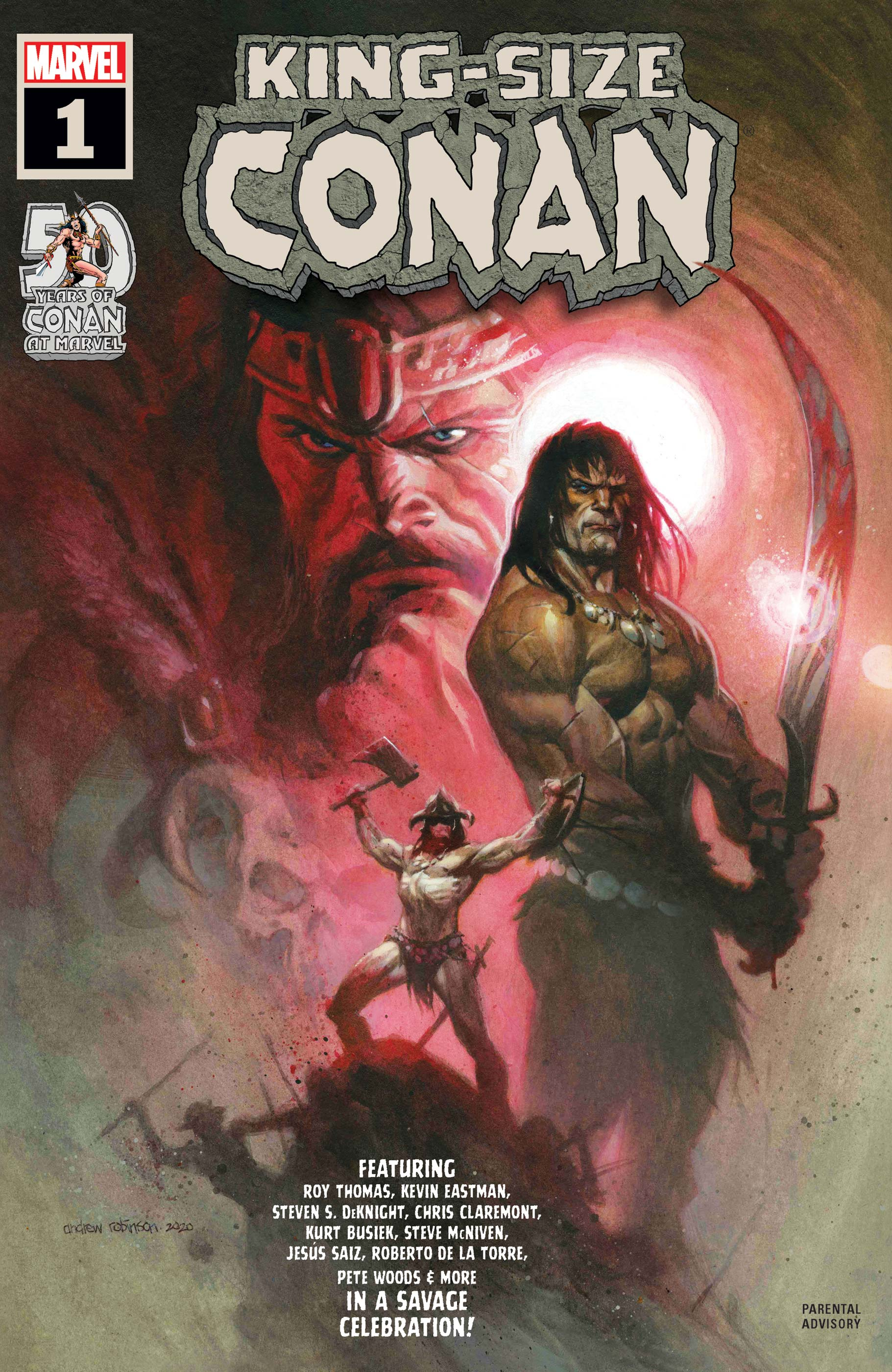 King-Size Conan Vol 1