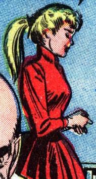 Marcia Hastings (Earth-616)