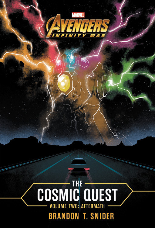 Marvel's Avengers: Infinity War: The Cosmic Quest - Volume 2: Aftermath