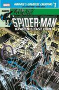 Marvel's Greatest Creators Spider-Man - Kraven's Last Hunt Vol 1 1