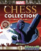 Marvel Chess Collection Vol 1 11