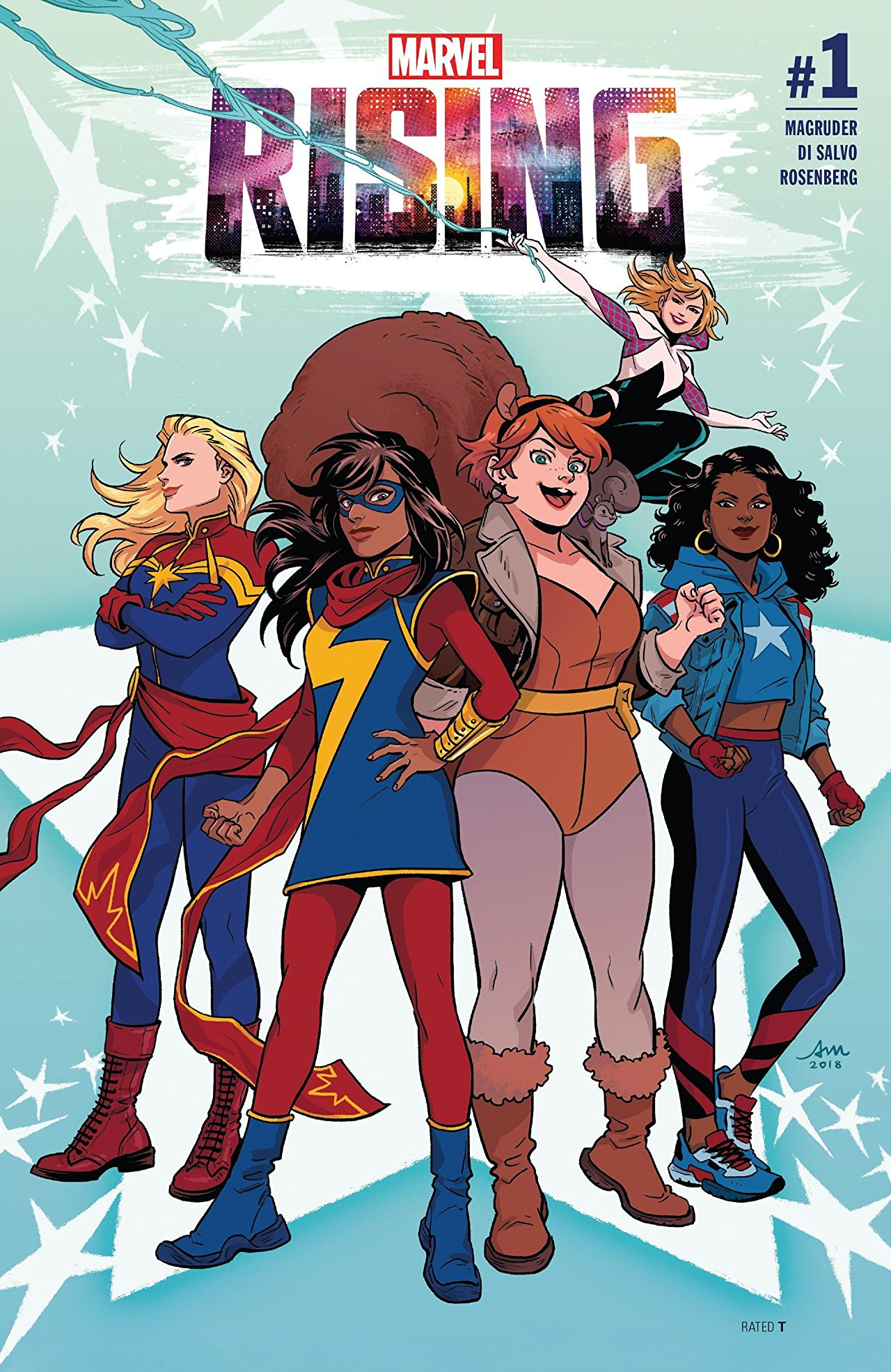 Marvel Rising Vol 2 1