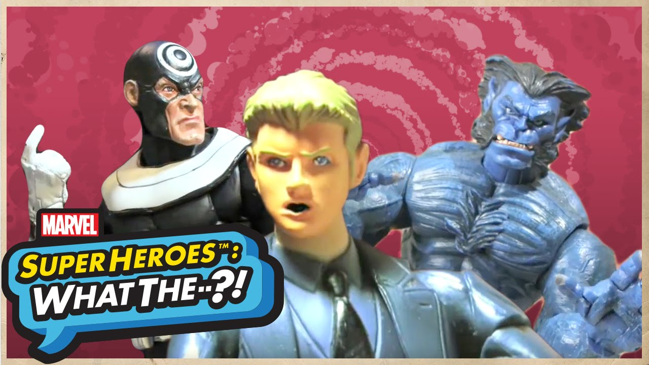 Marvel Super Heroes: What The--?! Season 1 1