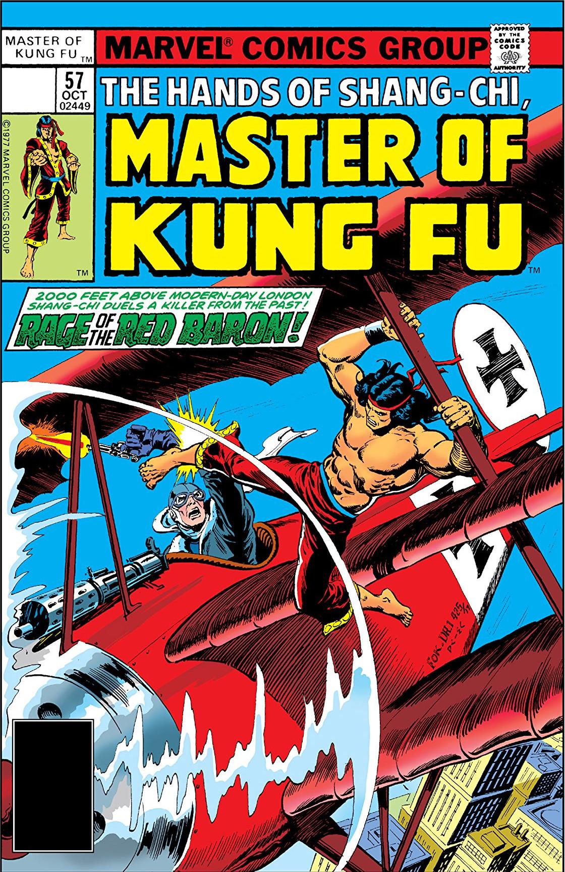 Master of Kung Fu Vol 1 57