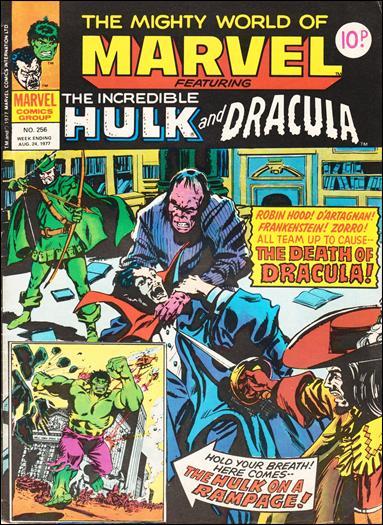 Mighty World of Marvel Vol 1 256