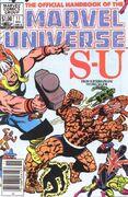 Official Handbook of the Marvel Universe Vol 1 11