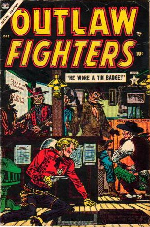 Outlaw Fighters Vol 1 3