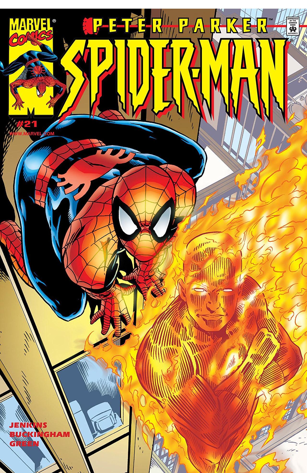 Peter Parker: Spider-Man Vol 1 21