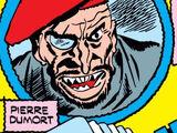 Pierre Dumort (Earth-616)