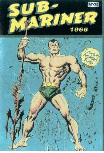 Marvel Superheroes: Prince Namor the Sub-Mariner
