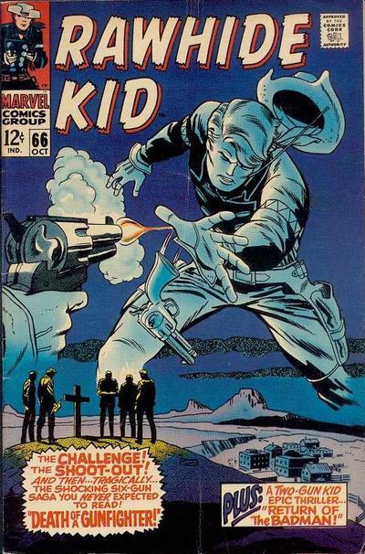 Rawhide Kid Vol 1 66