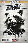 Rocket Raccoon Vol 3 5