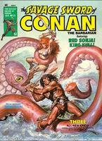 Savage Sword of Conan Vol 1 23