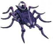Spider-Slayer Mark IV from Gamer's Handbook of the Marvel Universe Vol 1 7 0001
