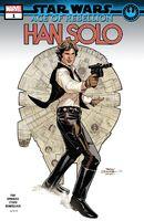 Star Wars Age of Rebellion - Han Solo Vol 1 1