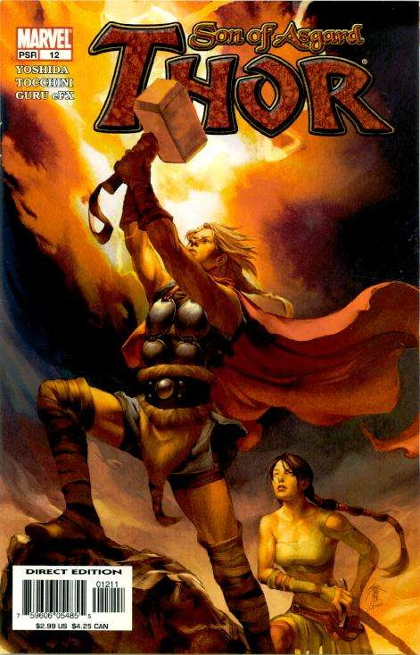 Thor: Son of Asgard Vol 1 12