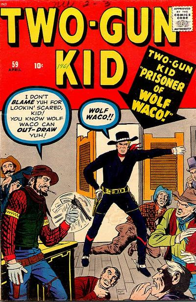 Two-Gun Kid Vol 1 59