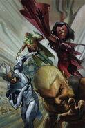 Uncanny Avengers Vol 2 2 Bianchi Variant Textless