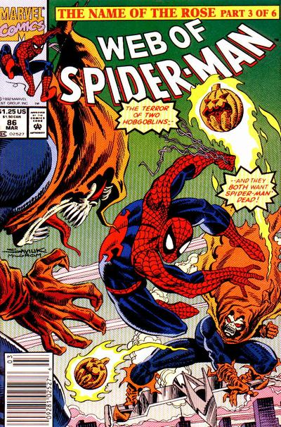 Web of Spider-Man Vol 1 86
