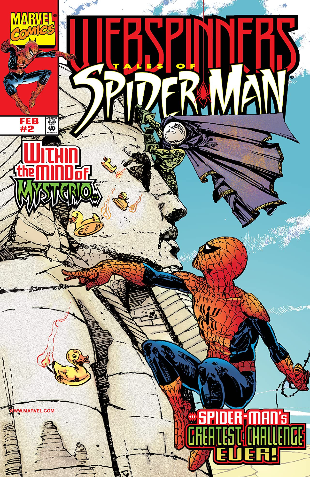 Webspinners: Tales of Spider-Man Vol 1 2
