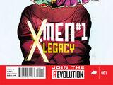 X-Men: Legacy Vol 2 1