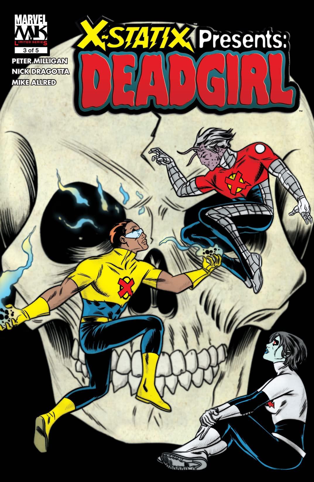X-Statix Presents: Dead Girl Vol 1 3