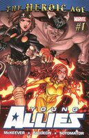 Young Allies Vol 2 1