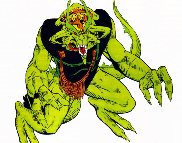 Zxaxz (Earth-616)