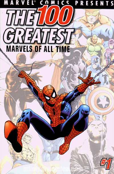 100 Greatest Marvels of All Time Vol 1 10